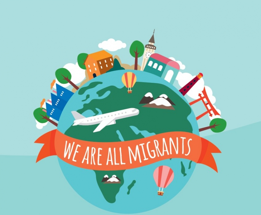 """We Are All Migrants"" - game for students"
